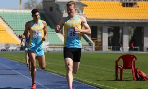 Казахстанские легкоатлеты принимают участие в сборе под руководством зарубежных специалистов