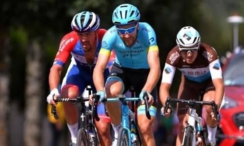 Мартинелли — 12-й на втором этапе «Тура Люксембурга»