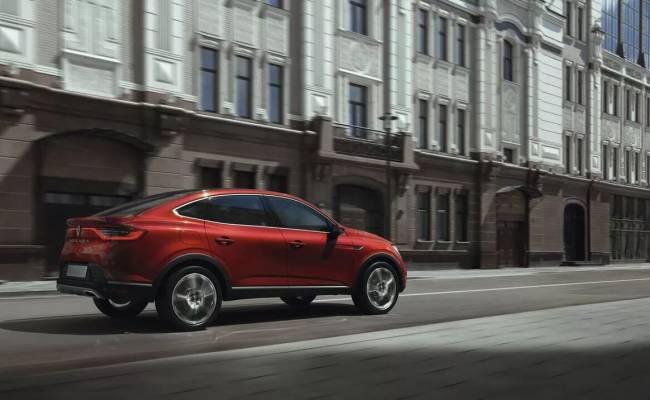 На Украине началась сборка Renault Arkana из российских машинокомплектов