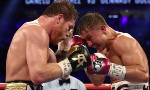 Старейший журнал о боксе вспомнил второй бой Головкин — «Канело» и назвал своего победителя