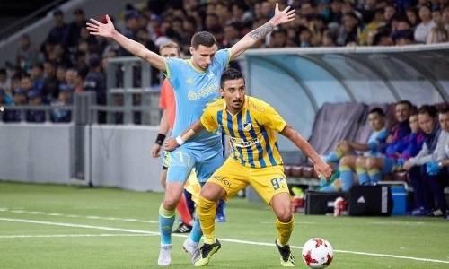 История взаимоотношений казахстанских и кипрских клубов в еврокубках