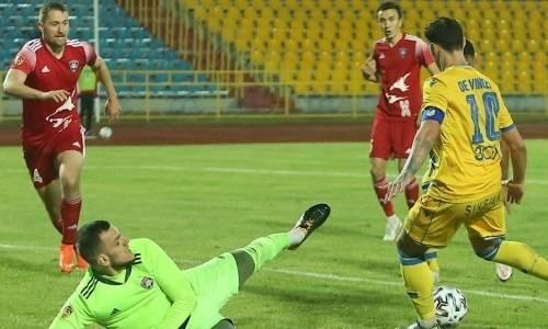Десять футболистов «Кайсара» дебютировали в еврокубках