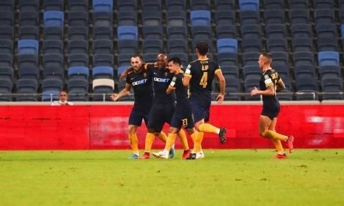 Десятая попытка «Кайрата» в еврокубках вновь оказалась неудачной