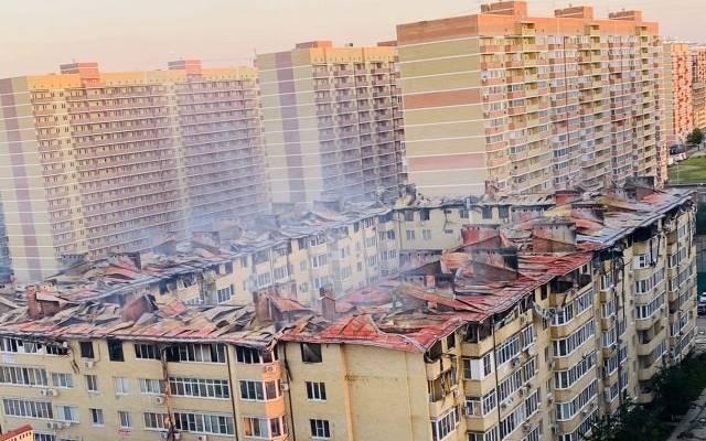 МЧС: к пожару в красноярской клинике могло привести замыкание проводки