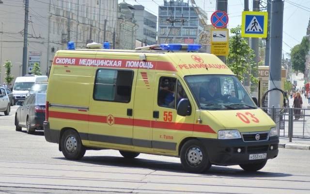 В Уфе столкнулись два автобуса