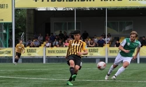 Букмекеры уверены в победе «Жетысу Б» над «Кайрат-Жастар» в матче Первой лиги
