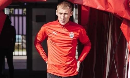Исламбек Куат остался в старте «Химок» после назначения нового тренера