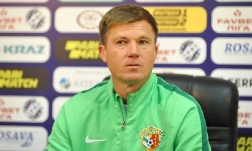 Бывший тренер клуба КПЛ подписал контракт с финалистом Кубка Украины