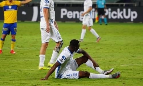 Выбивший «Астану» из Лиги Чемпионов клуб сам покинул еврокубки