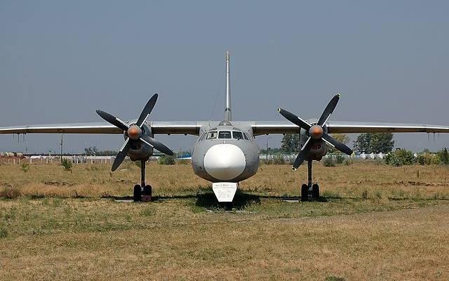 Ан-24 из-за отказа двигателя совершил аварийную посадку в Якутске