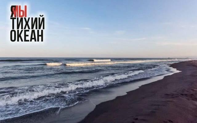 В реке, впадающей в Авачинский залив, обнаружены жёлто-коричневые отложения