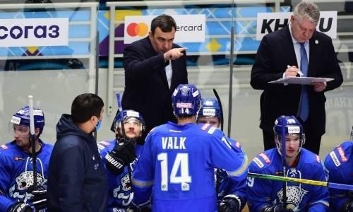 «Не та игра». Юрий Михайлис объяснил неожиданное поражение «Барыса» в домашнем матче с «Северсталью»