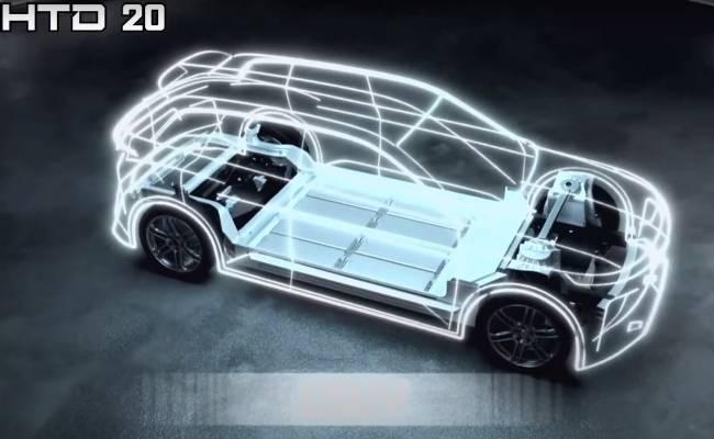 Производитель Айфонов представил универсальную платформу для электромобилей