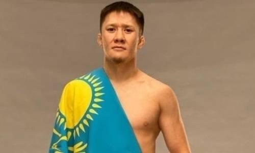 Стали известны дата и соперник Жалгаса Жумагулова по второму бою в UFC