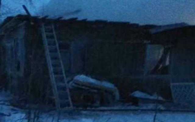 В Уфе три человека погибли на пожаре в жилом доме
