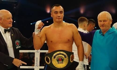 Казахстанскому нокаутеру предрекают безоговорочную 15 победу в профи