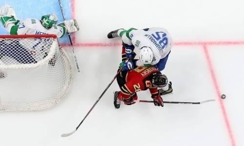 Клуб КХЛ отпраздновал успех в матче с принципиальным соперником «Барыса» провокационным видео