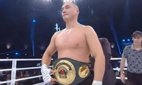 Кункабаев, Дычко, Кособуцкий? WBC хочет создать новый дивизион для тяжеловесов