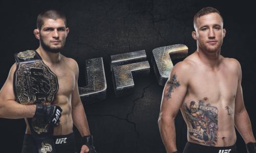 Нурмагомедова и Гэтжи оставили без зрителей за неделю до мегафайта UFC