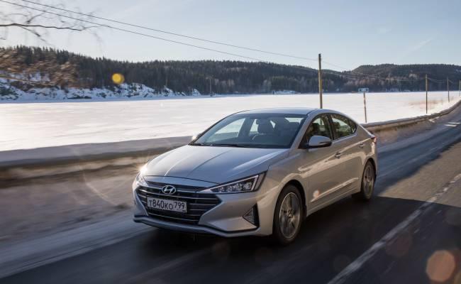 Объявлены моторы для нового поколения Hyundai Elantra в России