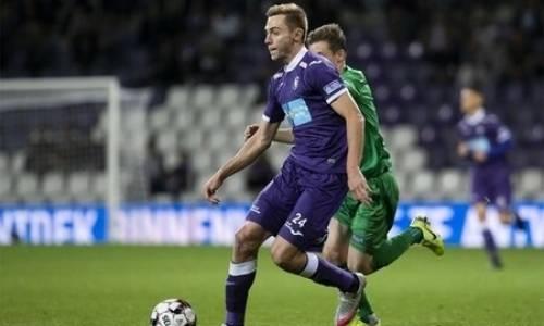 Вороговский вернулся поле коронавируса и помог своему клубу забить шесть голов в чемпионате Бельгии