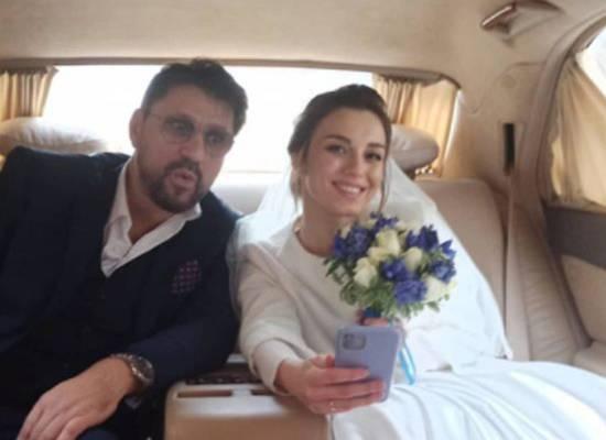 Звезда «Счастливы вместе» женился на молодой актрисе