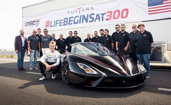 Американский гиперкар Tuatara разогнали до более чем 500 км/ч. Рекорд Bugatti побит! (ВИДЕО)