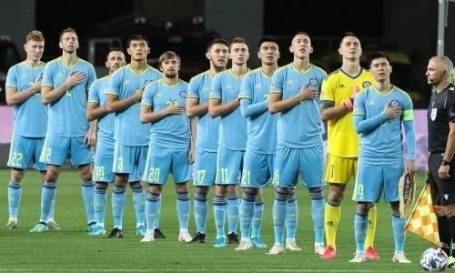 Стало известно, когда сборная Казахстана узнает соперников в отборе чемпионата мира-2022