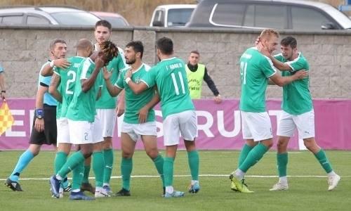 Казахстанский футболист помог европейскому клубу одержать победу и подняться в чемпионате