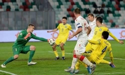 «Много стоят». В Беларуси воодушевлены победой над Казахстаном в Лиге наций