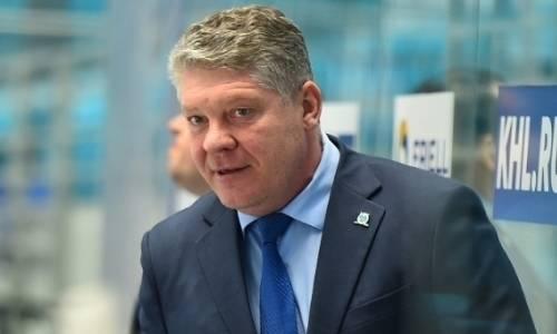Наставника «Барыса» опустили в рейтинге тренеров КХЛ, который возглавляет Скабелка