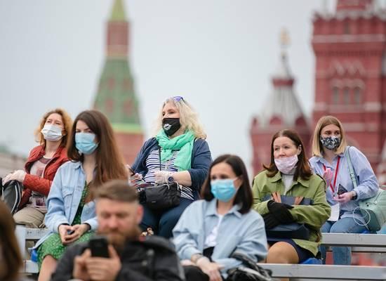 Объяснено введение всеобщего масочного режима в России