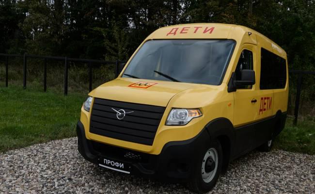 УАЗ анонсировал выпуск автобусов на базе грузовика Профи