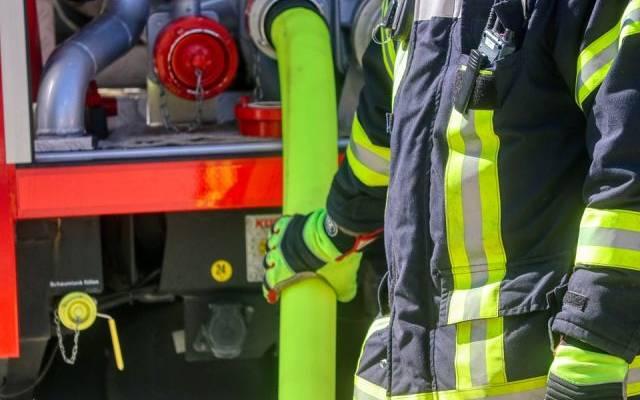 В Махачкале произошел пожар в многоквартирном доме