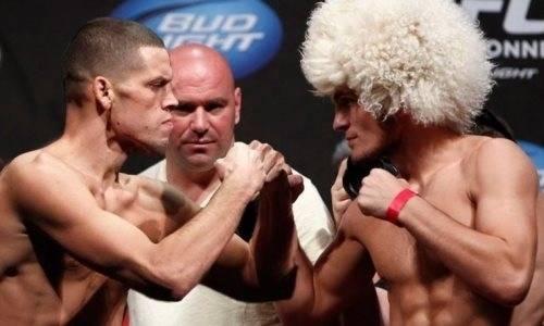 В UFC отреагировали на заявление о единственном поражении Хабиба Нурмагомедова