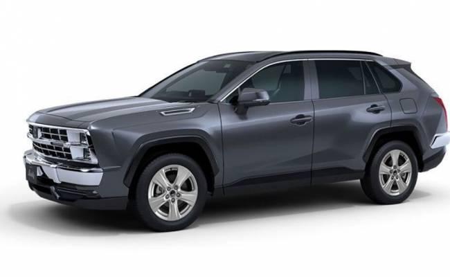 Mitsuoka Buddy: как бы выглядела современная Toyota RAV4, будь она американским кроссовером из 90-х