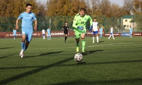 Вратарь «Тараза» не сыграет против бывшего клуба