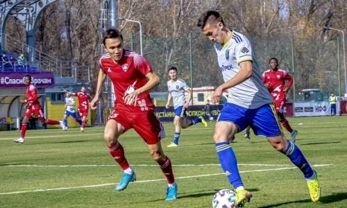 23-летний нападающий «Жетысу» забил 10-й мяч в Премьер-Лиге