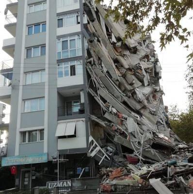 Число жертв землетрясения в Турции возросло до 20