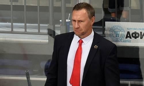 Главный тренер «Куньлунь Ред Стар» нашел причины неудачной игры с «Барысом» в КХЛ