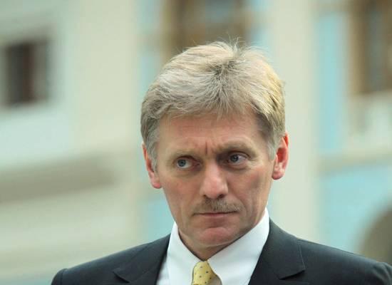 Песков назвал обстоятельства задержания мэра Томска жесткими
