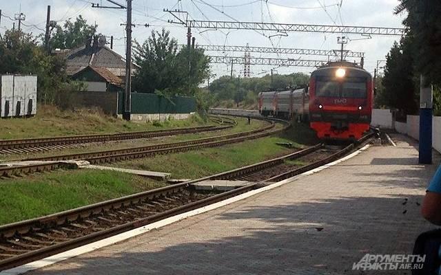 В Петербурге эвакуировали пассажиров пригородной электрички