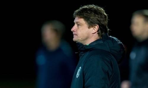 Кандидат на пост главного тренера «Актобе» покинул европейский клуб