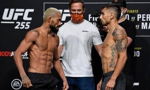 Прямая трансляция турнира UFC 255 с главным боем Фигейредо — Перес