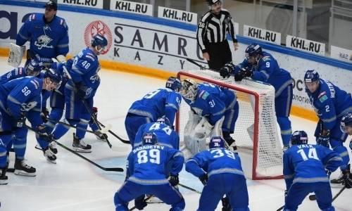 В «Барысе» сделали заявление о драке хоккеистов на тренировке