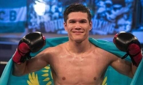 В Казахстане покажут прямую трансляцию первого титульного боя Данияра Елеусинова