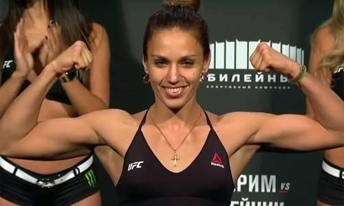Антонина Шевченко получила бонус за выступление вечера на турнире UFC 255. Известна сумма