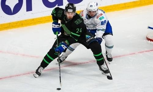 Автор последней шайбы «Салавата Юлаева» прокомментировал реванш над «Барысом» в КХЛ