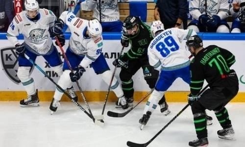 «Надо исправлять». В «Салавате Юлаеве» увидели ошибки команды в игре с «Барысом» в КХЛ