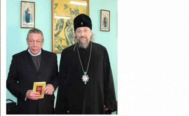 Появились первые фото Михаила Ефремова изСИЗО вБелгороде